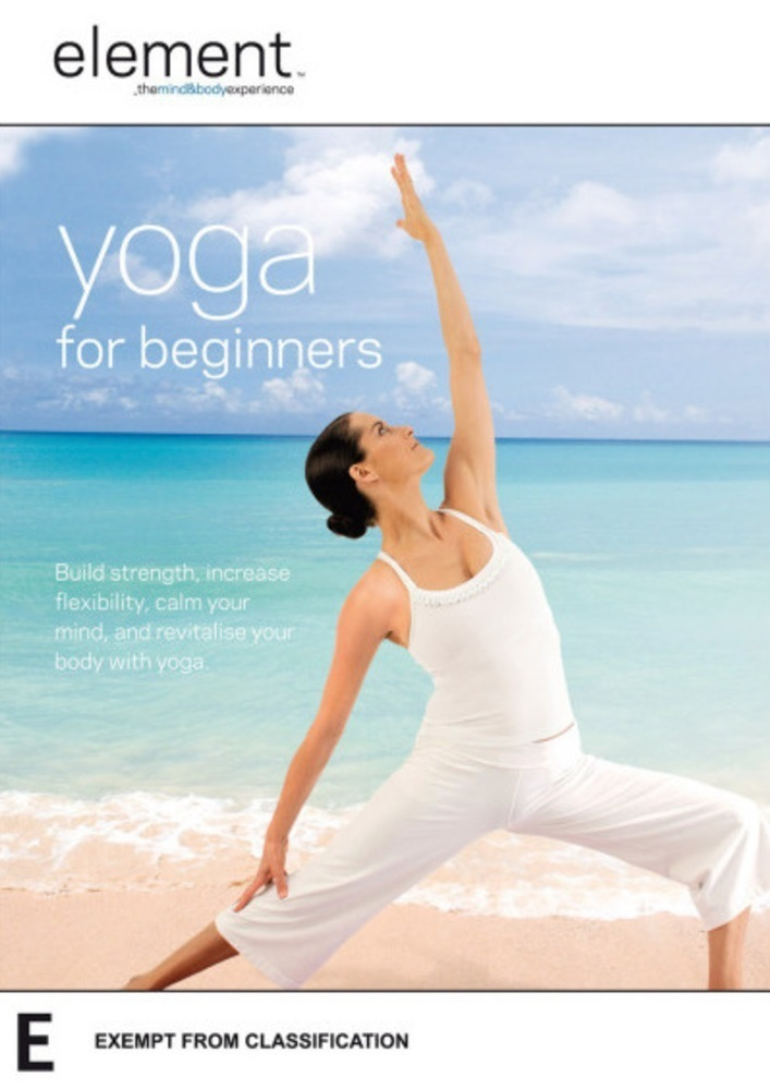 Element: Yoga For Beginners on DVD image
