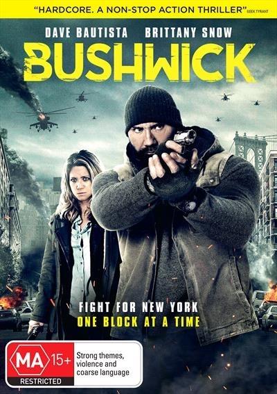 Bushwick on DVD