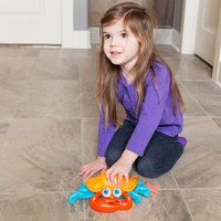 Fat Brain Toys: Crabby the Crab - Pull Toy image
