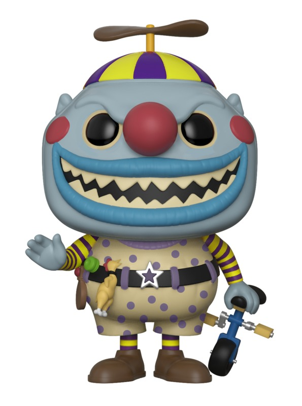 Nightmare Before Christmas - Clown Pop! Vinyl Figure