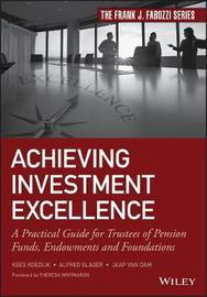Achieving Investment Excellence by Alfred Slager image