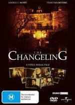 The Changeling on DVD
