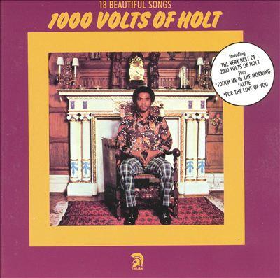 1000 Volts Of Holt (LP) by John Holt