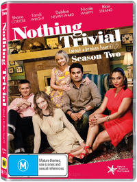 Nothing Trivial - Series 2 on DVD
