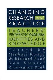 Changing Research and Practice image