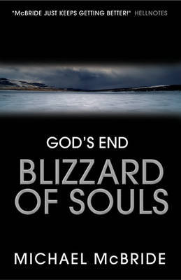 Blizzard of Souls by Michael McBride image