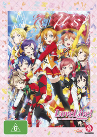 Love Live! - The School Idol Movie (Limited Edition) on Blu-ray