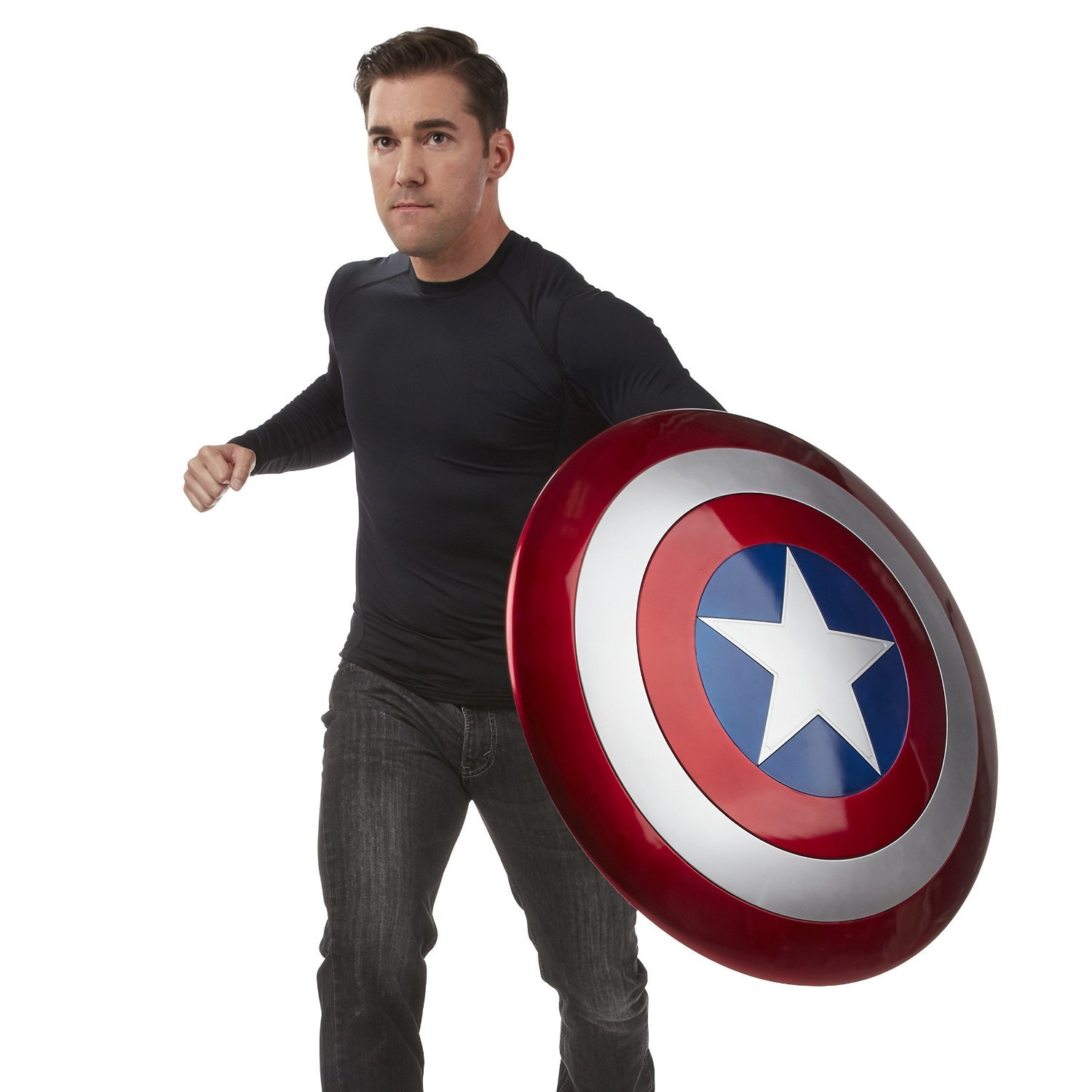 Marvel Legends: Captain America - Shield Prop Replica image ...