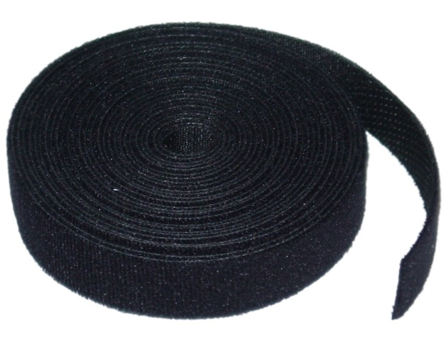 8Ware: 25m Hook & Loop - Continuous Double Sided Roll