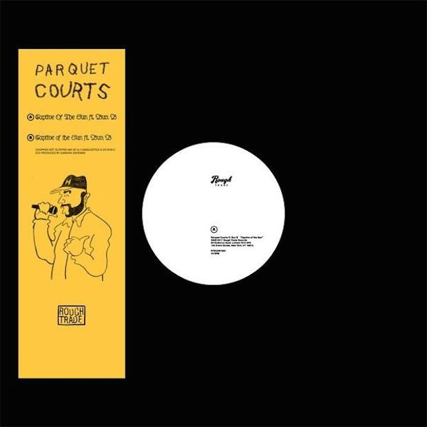 """Captive Of The Sun (12"""") by Parquet Courts"""