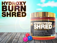 BSC Hydroxyburn SHRED Neuro Thermogenic - Bubblegum (60 Serve)