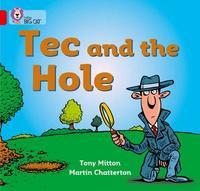 Tec and the Hole by Tony Mitton image
