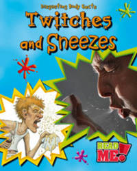 Twitches and Sneezes by Angela Royston image