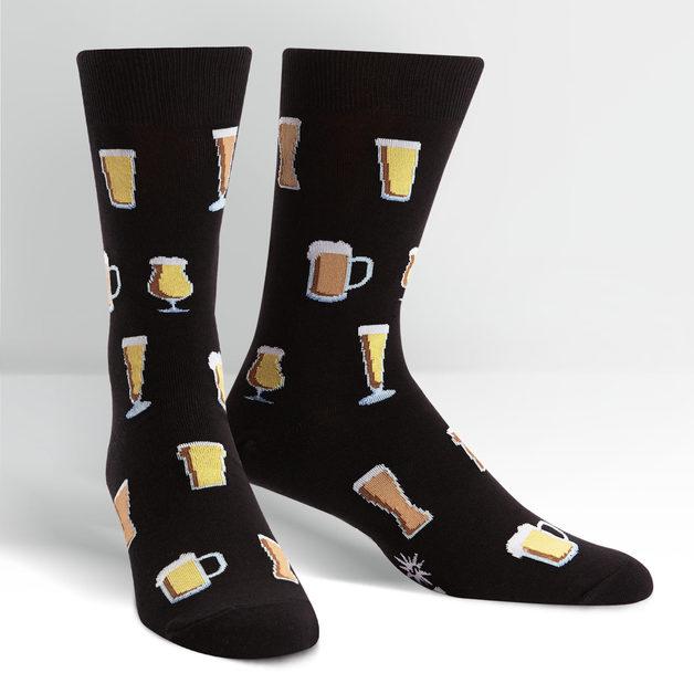 SOCK it to Me: Men's - Prost! Crew Socks