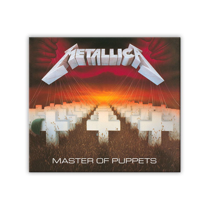 Master of Puppets - Expanded Edition [Remaster] by Metallica image