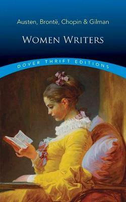 Women Writers Boxed Set by Dover Publications,Inc. image