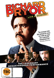 Richard Pryor: Live & Smokin' on DVD