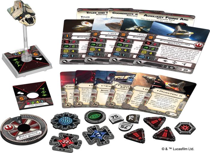 Star Wars X-Wing: Phantom II Expansion Pack image