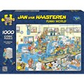 Van Haasteren: The Printing Office - 1000 Piece Puzzle