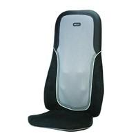 Homedics Shiatsu/Percussion Massage Cushion with Heat (Grey)