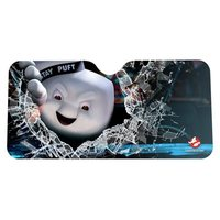 Ghostbusters: Stay Puft Car Sunshade image