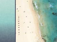 Kaisercraft: Summer Splash - 12 x 12 D-Ring Album