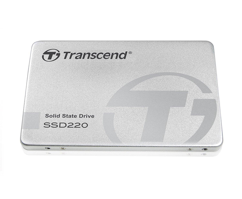 "Transcend: SSD220S 120GB SATA III 2.5"" SSD image"
