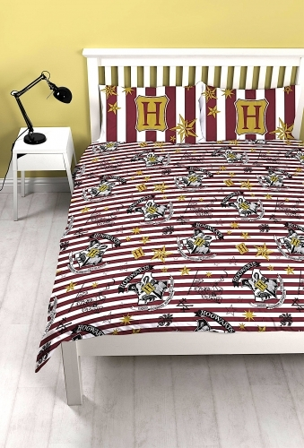 Harry Potter Double Duvet Set image