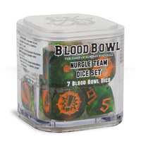 Blood Bowl: Nurgle Rotters Dice Set