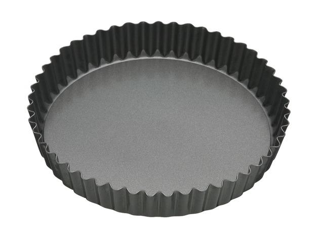 MasterClass: Non-Stick Loose Base Round Flan/Quiche Pan (20cm)