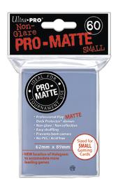 Ultra Pro: Deck Protector Non-Glare PRO-Matte Small Sleeves (60)