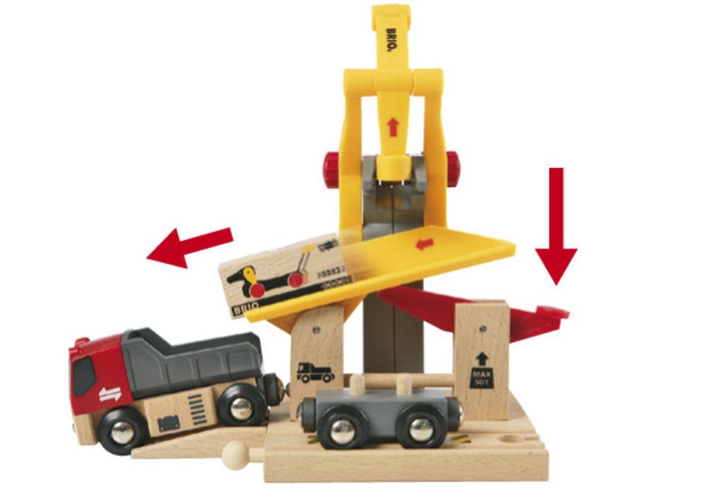 Brio: Railway - Freight Goods Station image