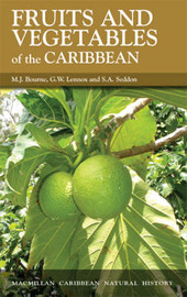 Fruits and Vegetables of the Caribbean by M.J. Bourne image