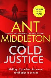 Cold Justice by Ant Middleton