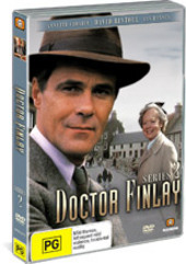 Doctor Finlay - Series 2 (2 Disc Set) on DVD