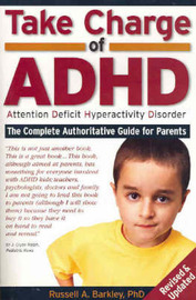 Take Charge of ADHD by Russell A. Buckley image