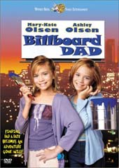 Mary-Kate and Ashley:  Billboard Dad on DVD