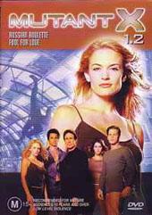 Mutant X 1.2 on DVD