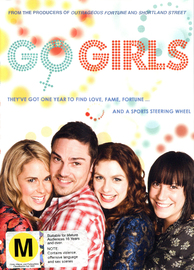 Go Girls - Season 1 on DVD