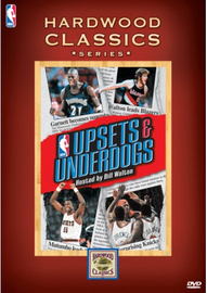 NBA Hardwood Classics: Upsets & Underdogs on DVD