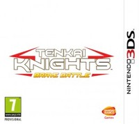 Tenkai Knights: Brave Battle for Nintendo 3DS