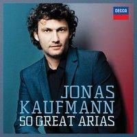 50 Great Arias (4CD) by Jonas Kaufman