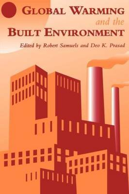 Global Warming and the Built Environment by D. K. Prasad image