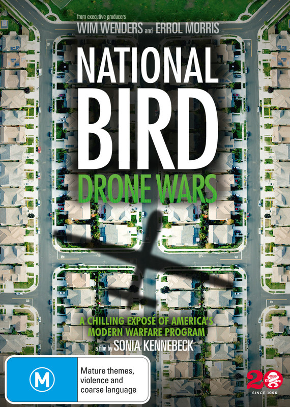 National Bird: Drone Wars on DVD