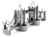Metal Earth: London Tower Bridge - Model Kit image