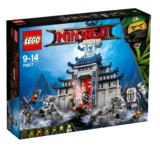 LEGO Ninjago - Temple of The Ultimate Ultimate Weapon (70617)