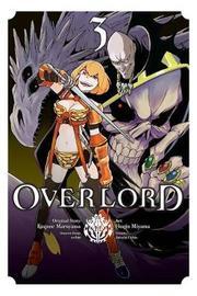 Overlord, Vol. 3 (manga) by Kugane Maruyama