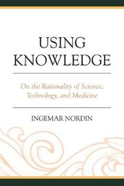 Using Knowledge by Ingemar Nordin image