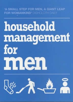 Household Management for Men by Nigel D Browning image