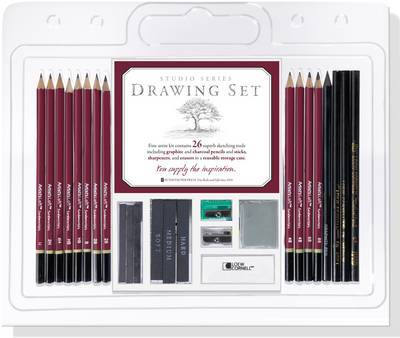 Studio Series Drawing Set (26pc)